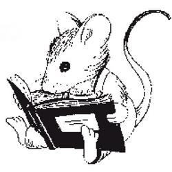 Mäuschen feiert Fasching