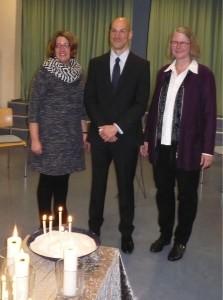 Foto vom Friedensgebet