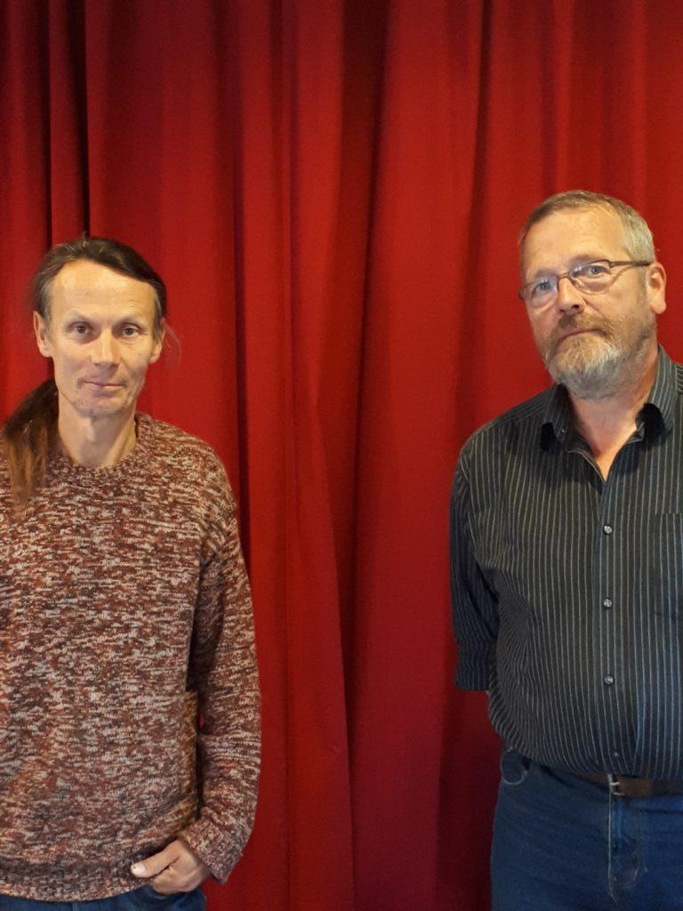 Axel und Martin